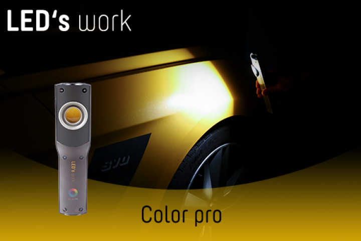Arbeitslamp Colorpro